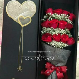 Box Special Rose - Valentine Gift